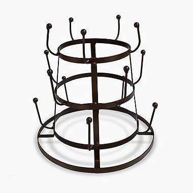 Sorbus® Mug Holder Tree Organizer/Drying Rack Stand