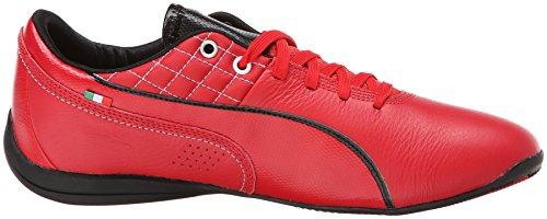 PUMA Mens Drift Cat 6 SF Flash Motorsport Fashion Sneaker Rosso Corsa/White CaIqZIq