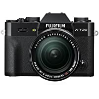 FUJIFILM X-T20 Lens Kit (Black)(Japan Import-No Warranty) by Premium-Japan