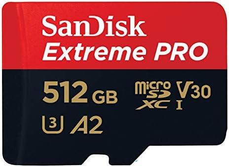 Sandisk Extreme Pro Microsdxc Uhs I Speicherkarte 512 Computer Zubehör