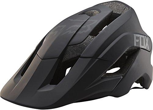 Fox Racing Metah Mountain Bike Helmet Matte Black, M/L