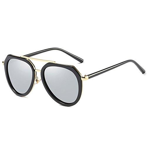 04 lunettes 03 par de Lunettes extérieures soleil mode polarisé voyage cadre grand Couleur de ZHIRONG de léger rétro Tg4PqwBwx