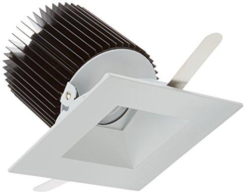 WAC Lighting HR-3LED-T518N-27WT Tesla - LED 3-Inch Wall Washer Square Trim, Warm Light, 2700K
