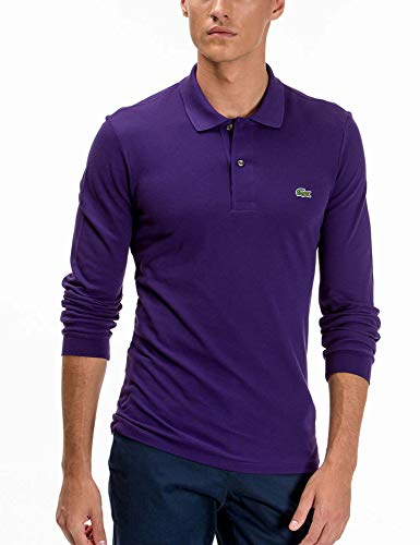Fit C8q 12 12 Lacoste Polo L1313 Original Tanzanite Homme L AqC6w