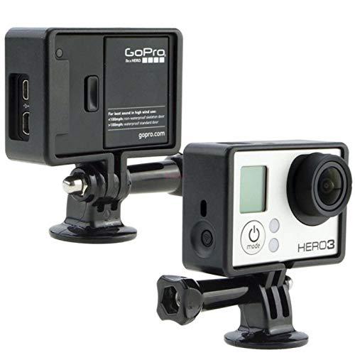 HeroStore Protective Border Frame Mount Housing Case for Gopro Hero3 3+ 4 Camera by HeroStore (Image #5)
