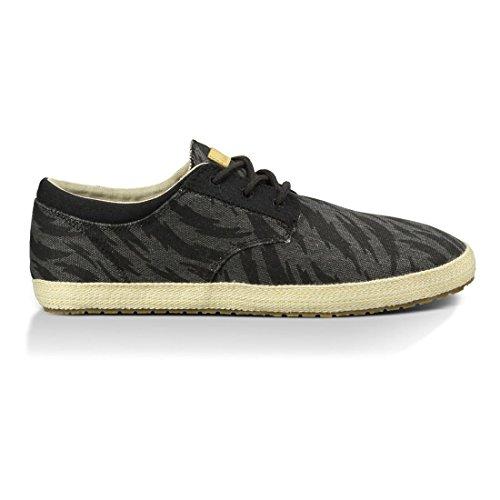 Footwear Black Loafers Shoes Mens Sanuk Tigerbolt Cochise qRIHHa
