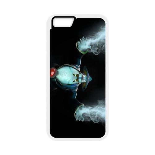 Storm Spirit coque iPhone 6 Plus 5.5 Inch cellulaire cas coque de téléphone cas blanche couverture de téléphone portable EEECBCAAN01965