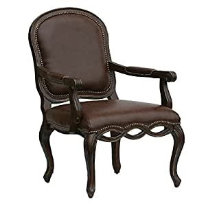 Accent Chairs Chair Living Room Greyson Living Beaufort Hand Carved Accent Chair