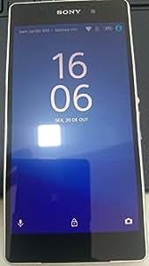 "Sony Xperia Z2 D6503 4G/LTE, 20MP, 5.2"", 16GB, KitKat Factory Unlocked World Mobile Phone - White - International Version No Warranty"