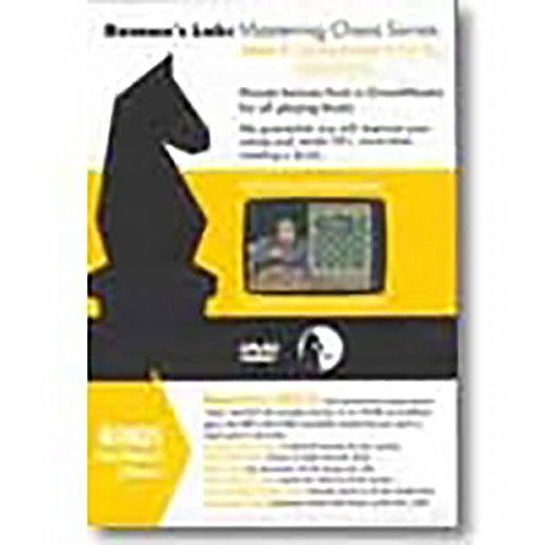 Roman's Chess Labs: Vol 5, Rapid and Complete Opening Repertoire for White DVD
