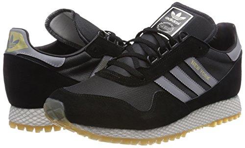 Hommes Chaussures Les Gum3 De York New 000 Adidas Gymnastique negbas Negbas Noirs Pour YP0Etxw