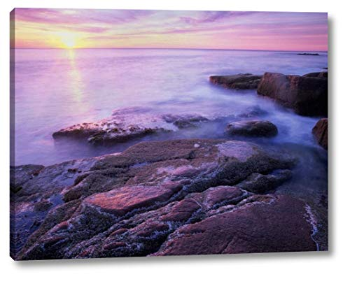 (Atlantic Coast Near Thunder Hole, Acadia National Park, Maine by Tim Fitzharris - 9