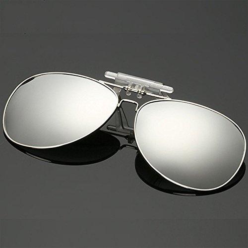 soleil Dooppa Homme Lunettes silver de ZnYEx1wqY