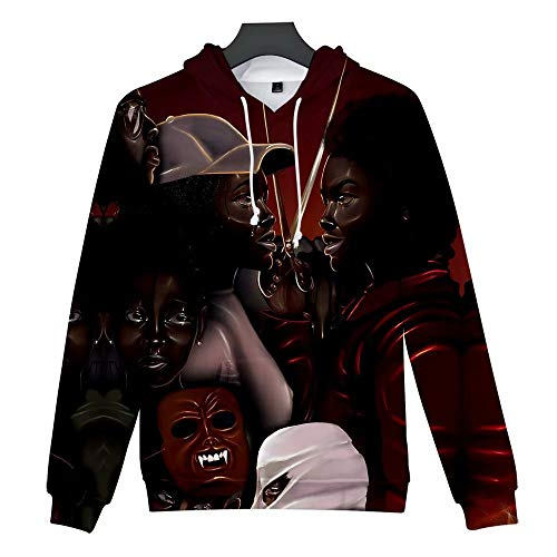 BelieveME Us Adelaide Costume 3D Printed Sweatshirt T-Shirt Vest Halloween Costume Cosplay(XS,Color 9)