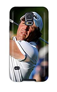 New Style New Fashion Premium Tpu Case Cover For Galaxy S5 - Phil Mickelson Golf 3493153K66405595