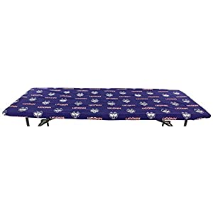 """College Covers Connecticut Huskies Table Cover, 6'/72 by 30"""""""