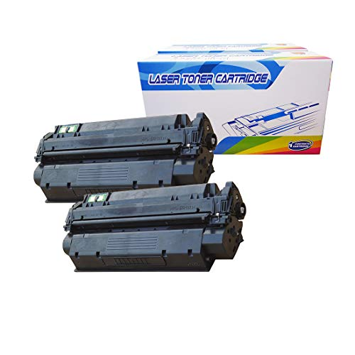 Inktoneram Compatible Toner Cartridge Replacement for HP Q2613A 13A 1300n 1300xi 1300 (Black, 2-Pack)