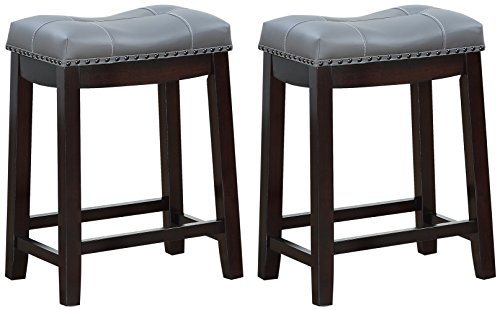 Angel Line 43418-49 Cambridge Bar Stools, 24