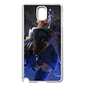 Samsung Galaxy Note 3 Phone Case Cover White League of Legends Championship Shyvana EUA15978429 Personalized Phone Case Cover For Guys