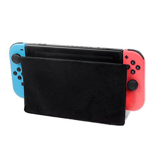 Nintendo Switch Dust Cover - Lining Anti Scratch Cover Sleeve Pad for Nintendo Switch Charging Dock
