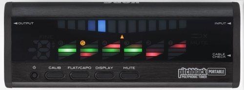 Korg Pitchblack Poly Portable Tuner, Black
