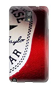 Excellent Design Red Converse All Star Phone Case For Galaxy Note 3 Premium Tpu Case
