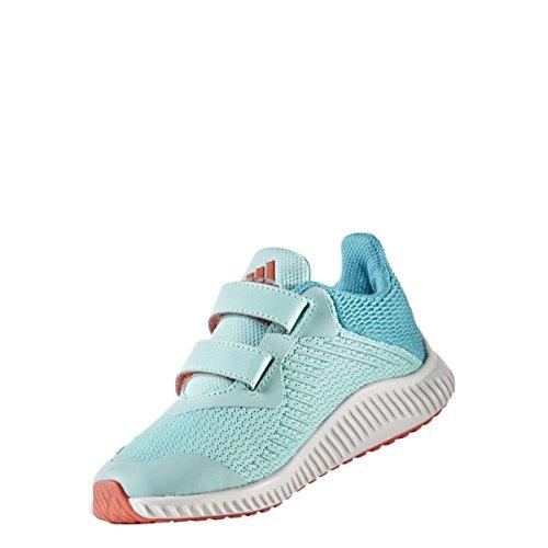 adidas Fortarun CF K, Zapatillas de Deporte Unisex Niños Varios Colores (Aquene/Ftwbla/Corsen)