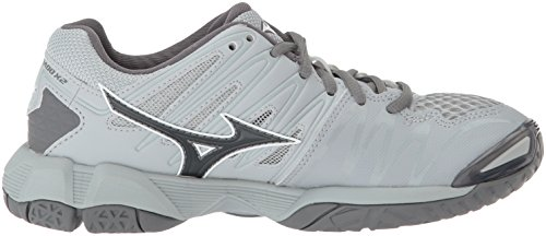 Mizuno Volleyball X2 Shoe Wave Tornado Grey Women's pqwrp6xA