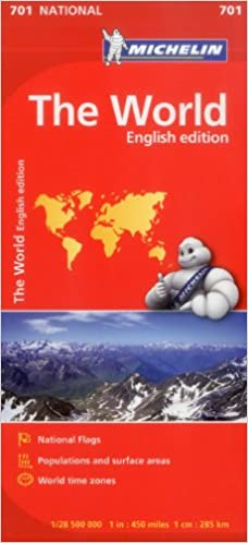 Michelin world map 701 mapscountry michelin michelin flip to back flip to front gumiabroncs Choice Image