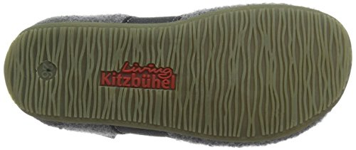 Living Kitzbuhel T-Model Uni - Zapatilla Baja Para Niños Gris - Grey (Grau 610)