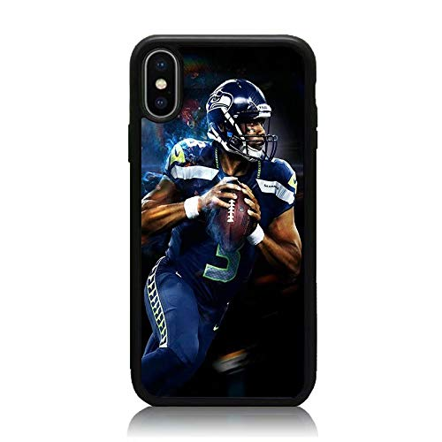 iphone xs case football