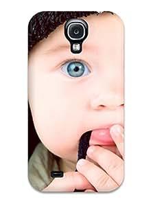 BKvSKju3558wVAaz Case Cover Protector For Galaxy S4 Uber Cute Boy Case