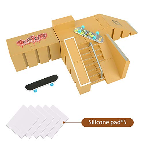 TIME4DEALS Skate Park Kit