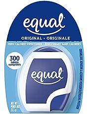 EQUAL 0 Calorie Sweetener Tablets, Sugar Substitute, Zero Calorie Sugar Free Sweetener Tablets, 300-Count