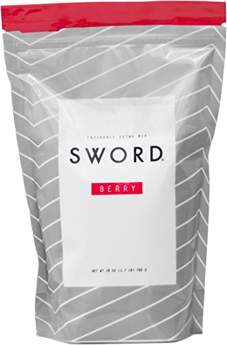 Sword Endurance Drink Mix, Berry, 20 Servings