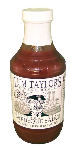 Lum Taylor's Barbeque Sauce-18 oz.