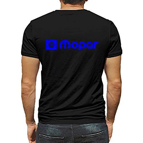 - Mopar Hot Rod Rat Nostalgia Drag Race Racing NHRA Black Short Sleeve Shirt (X-Large)