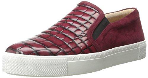 Women's Maliah Sneaker Spiga Fashion Merlot Bordeaux Via w5gnEqdxIt