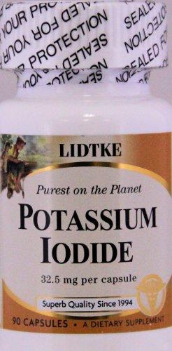 L'iodure de potassium