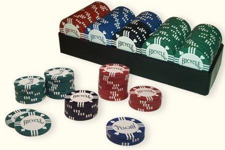 100 Chip Tournament Poker - 4