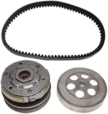 Unbranded Neuf Embrayage Courroie Transmission pour ADLY ATV Quad 50 2T