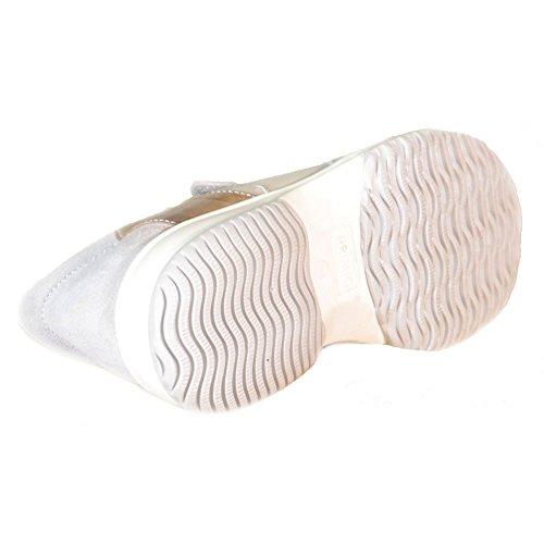 Beige 82771 Cuir Feuilles Chaussures Toile Primigi Enfant primigi xCt0qwnR4