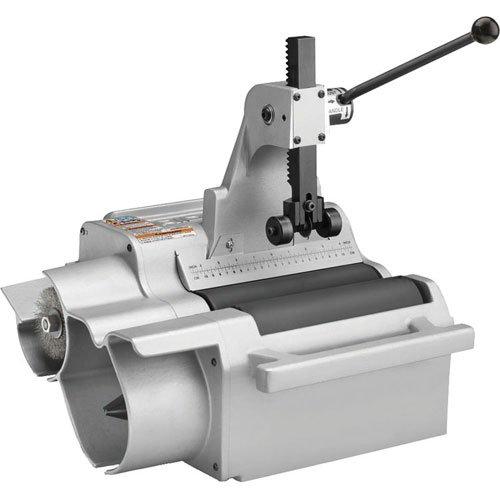 RIDGID 10973 122XL Copper Cutting and Prep Machine, 1/2-inch to 4-inch Pipe Cutting Machine