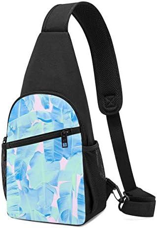 葉柄 斜め掛け ボディ肩掛け ショルダーバッグ ワンショルダーバッグ メンズ 多機能レジャーバックパック 軽量 大容量