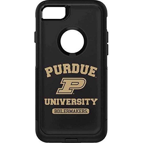 Purdue University OtterBox Commuter iPhone 7 Skin - Purdue University Boilermakers Vinyl Decal Skin For Your OtterBox Commuter iPhone 7 ()