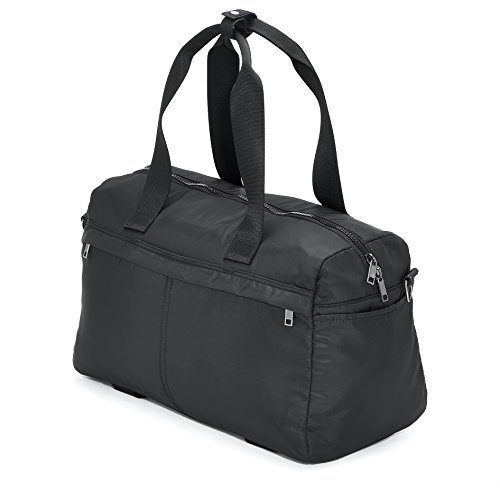 LIVE WELL 360 Core Fitness Bag (Onyx Black) by Live Well Inc (Image #5)