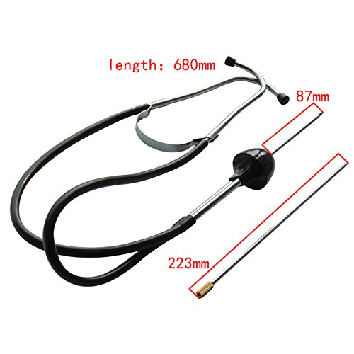 New Auto Mechanics Stethoscope For Car Engine Block Diagnostic Auto Hearing Tool by JL JIANGLI LEGEND (Image #4)