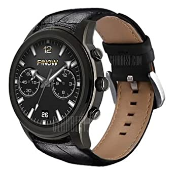 Lemfo X5 Aire 3 G Smartwatch teléfono negro Android 5.1 MTK6580 ...