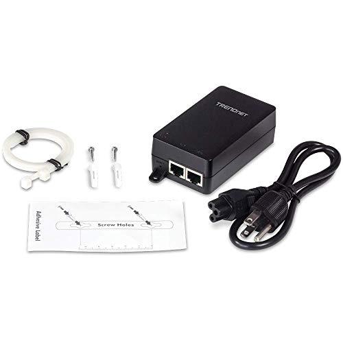 AC867 5GHz TRENDnet 14 DBI WiFi AC867 Outdoor Poe Preconfigured Point-to-Point Bridge Kit for Point-to-Point WiFi Bridging Applications TEW-840APBO2K 4 DBI Directional Antennas