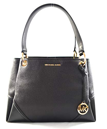 Michael Kors Women's Nicole Large Shoulder Bag Tote Purse Handbag